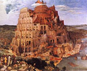 Tower of Babel - Pieter Breugel