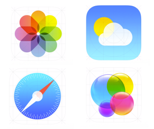 IoS7 icons: love them or .. hmm